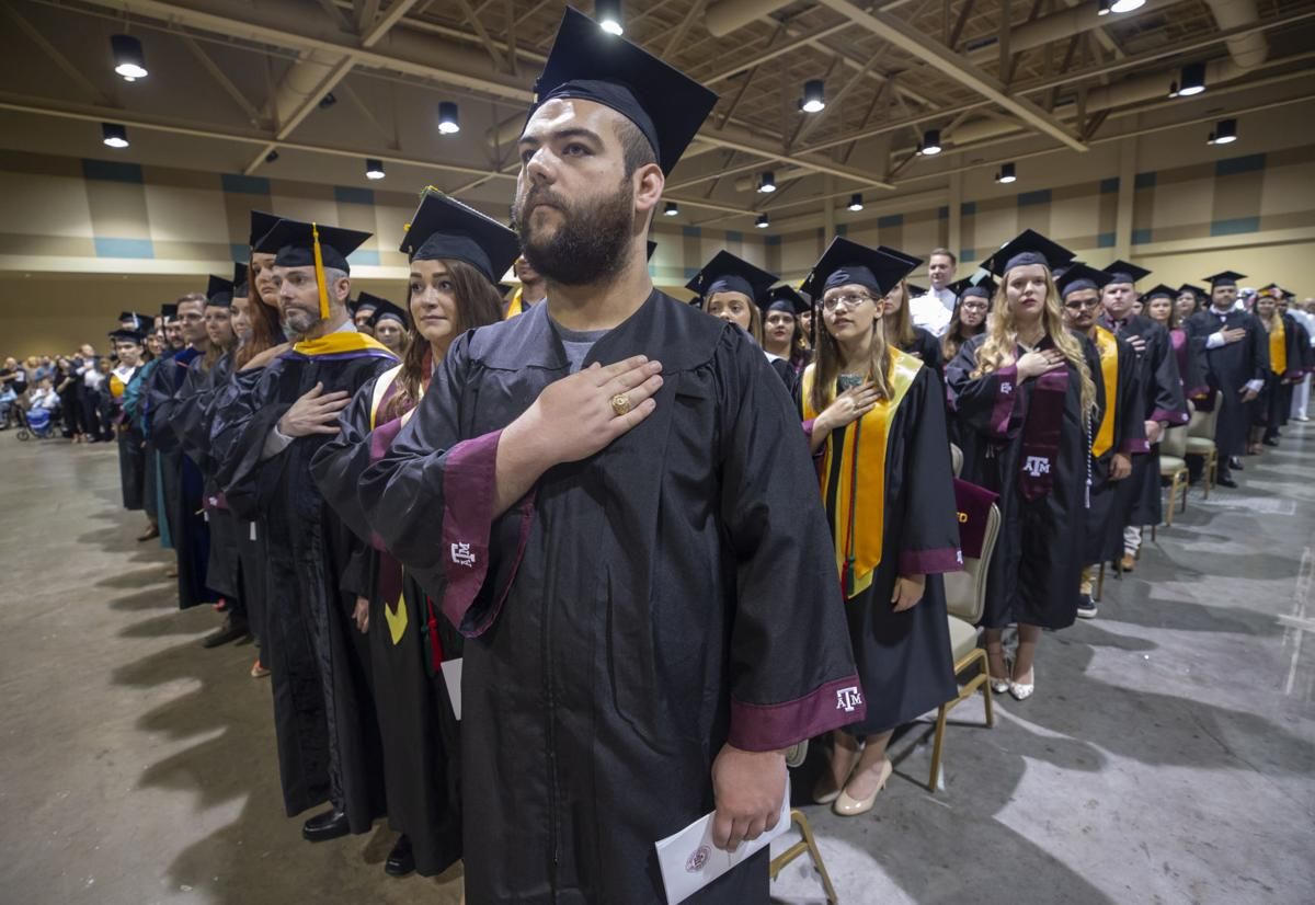 2018 Texas A&M University at Galveston Commencement