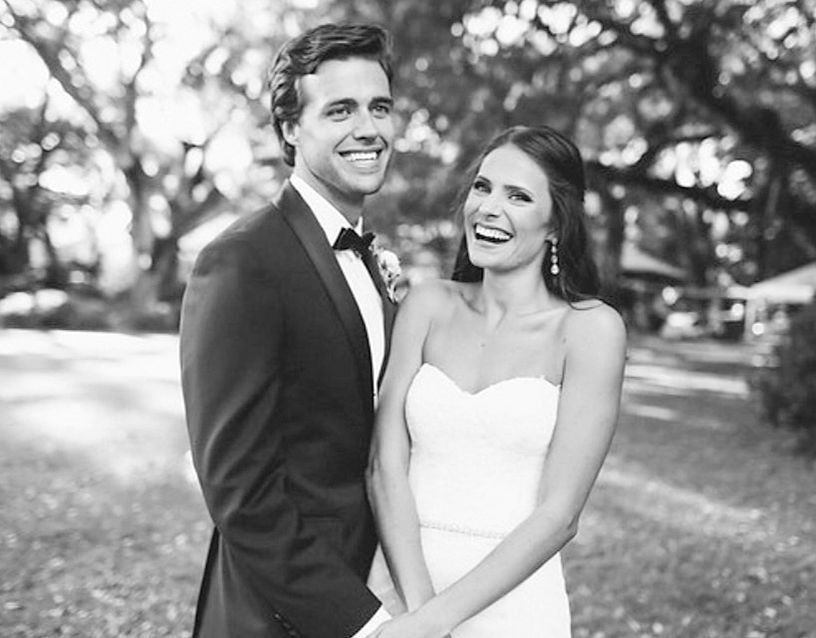 Emily Gregory Weds Field Williams