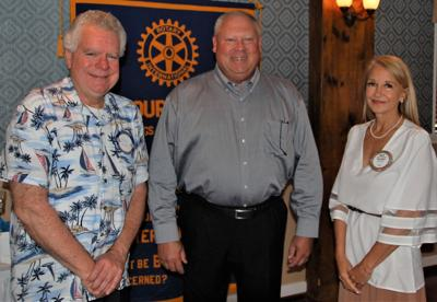Rotary Club of Galveston happenings