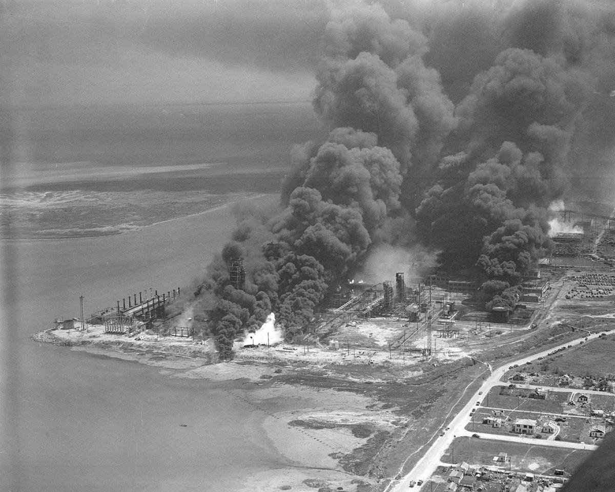 an analysis of the texas city disaster as the worst industrial accident in americas history The onshore pipeline behind the santa barbara oil spill was operating worst offshore oil disaster the worst oil spill in us history.