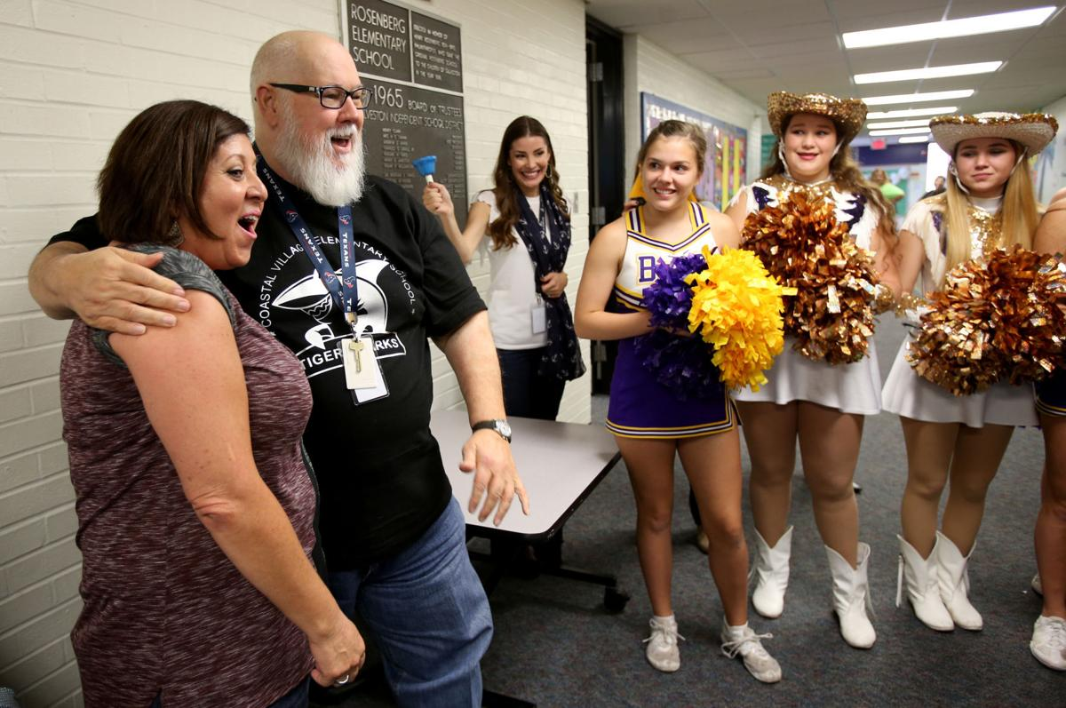 Galveston Educational Foundation gives out grants to Galveston ISD schools