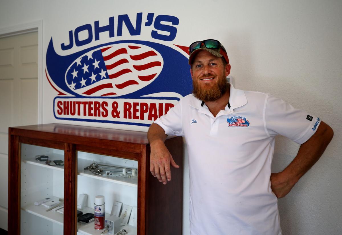John's Shutters & Repair celebrates 10th anniversary