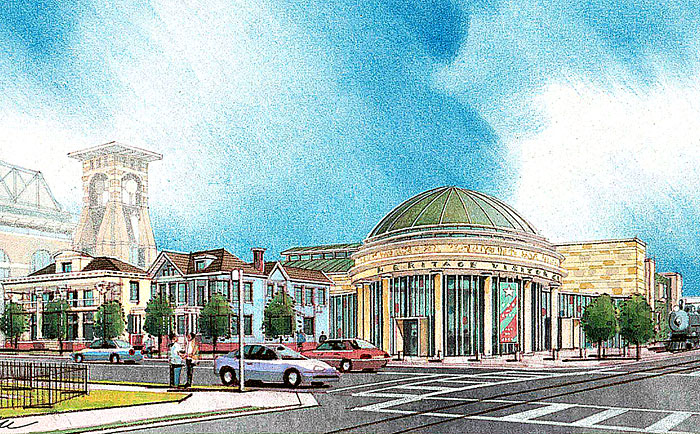 Heritage center could mean more isle tourism