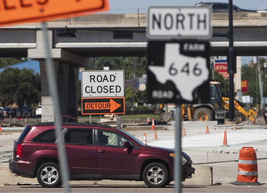 FM 646 in League City to reopen sooner than expected