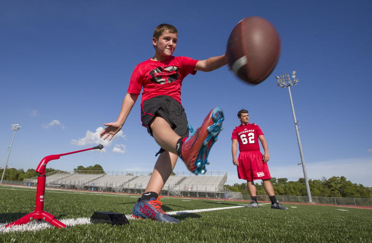 Legally Blind Hitchcock Youth Pursuing Dream To Play
