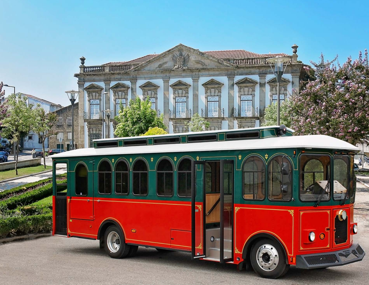 Galveston new tourist buses