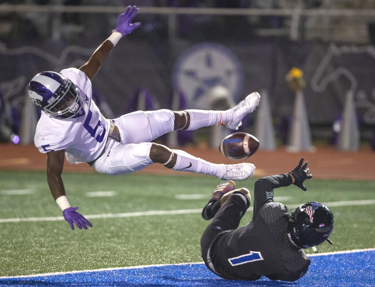 Friendswood vs Angleton High School Football