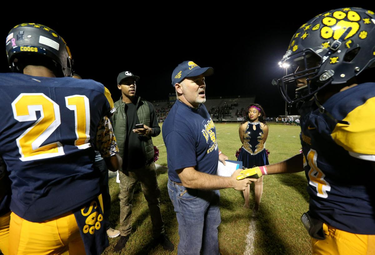 Three generations of football champions honored at La Marque