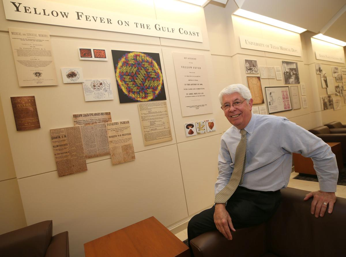 Galveston National Lab celebrates 10th anniversary
