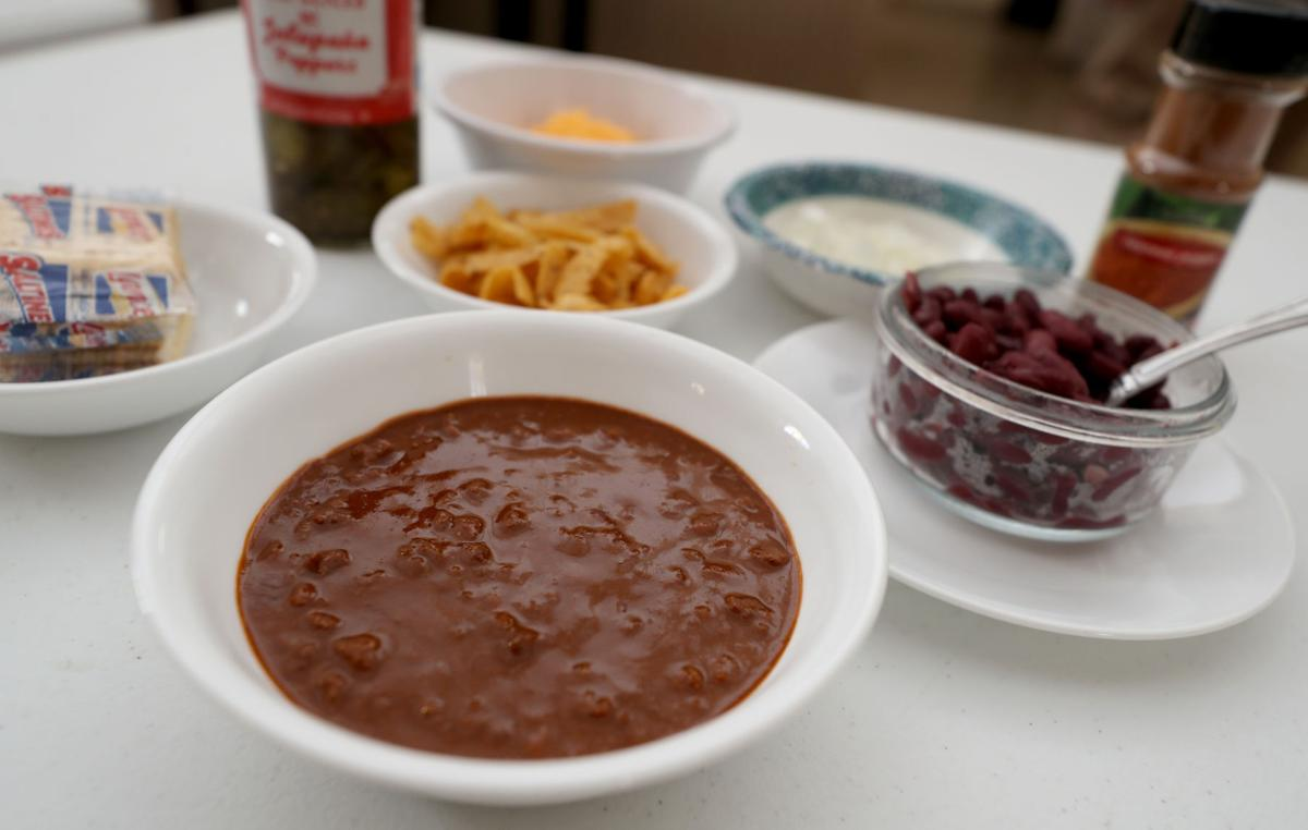 Grace Episcopal's first chili supper