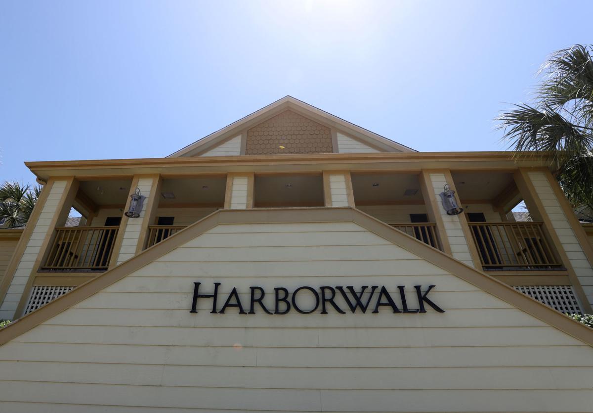 TIRZ in Harborwalk