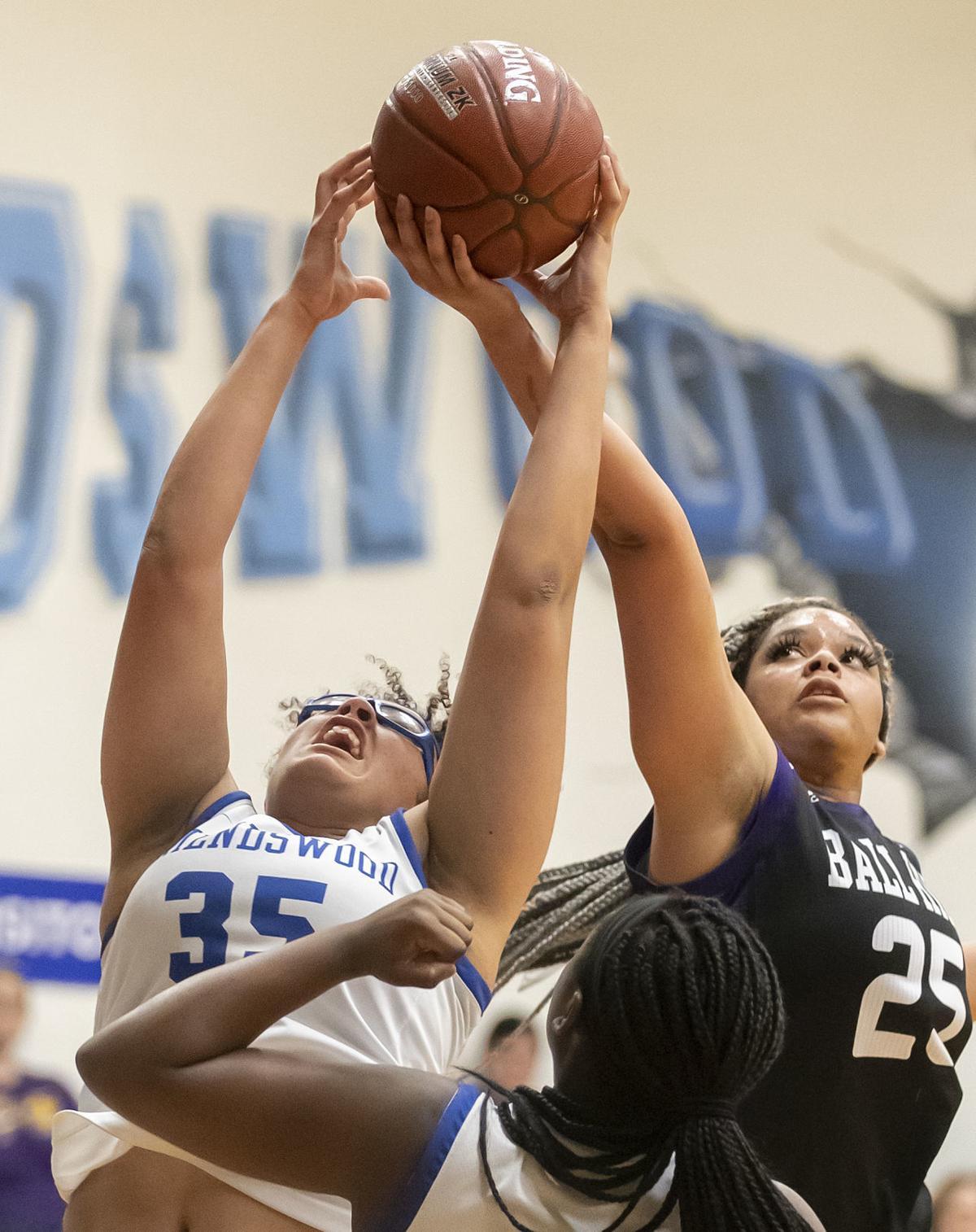 Friendswood vs Ball High Girls Basketball