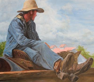 Clear Creek High School student wins 'Best of Show'