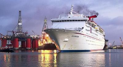 Carnival Cruise Ships celebrates anniversary