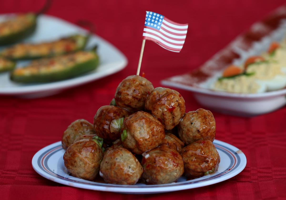 Spicy recipes for Fourth of July fireworks
