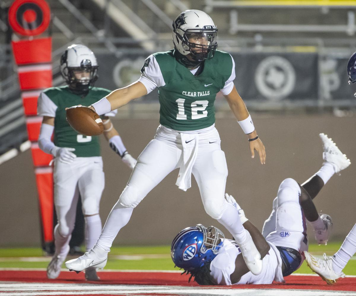 Clear Falls vs Beaumont West Brook Playoff Football