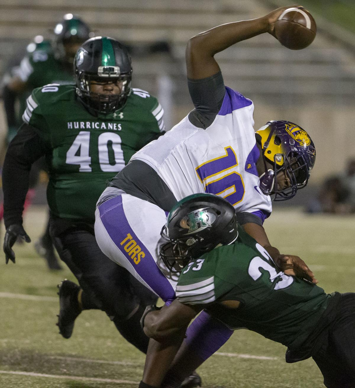 Ball High vs Fort Bend Hightower Football
