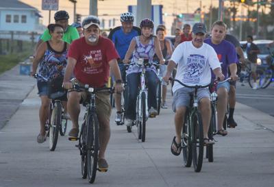 Galveston Bicycle Lanes