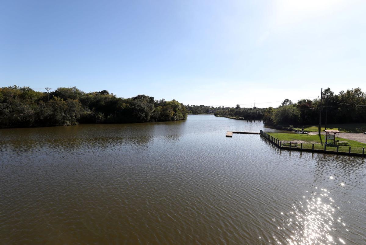 Dickinson Bayou