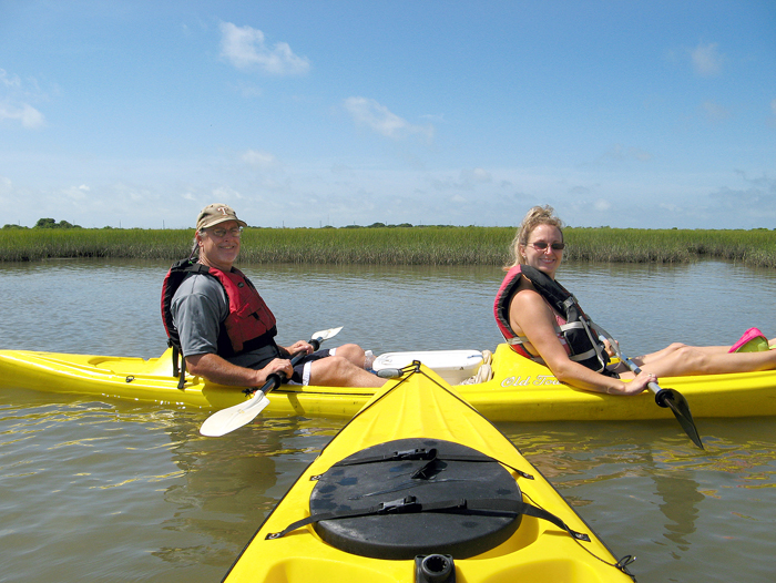Artist Boat's Coastal Waters Institute  schooling teachers on estuarine ecology