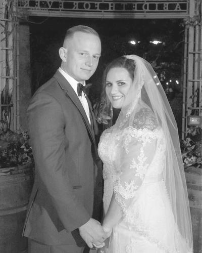 Kelsey Jewell Weds Brandon Venegas