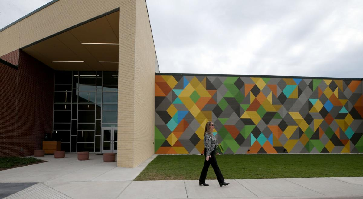 New fine arts addition unveiled at Santa Fe High School