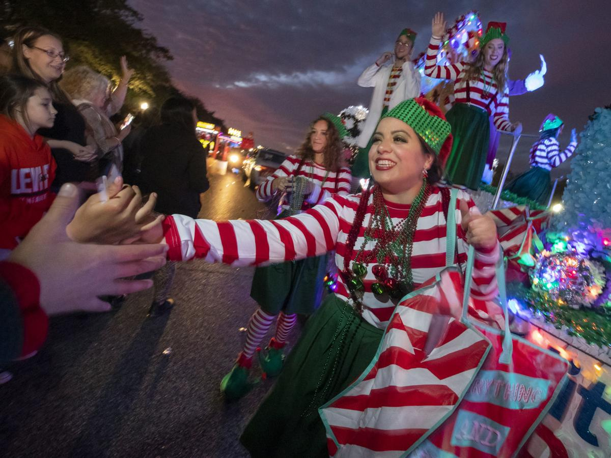 Texas City Christmas parade