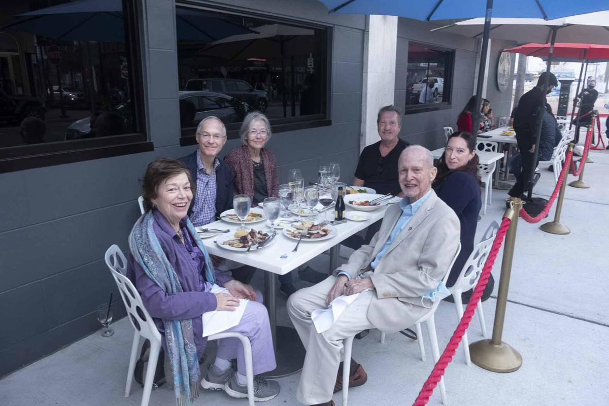 Members of the Bach Society Our Faith