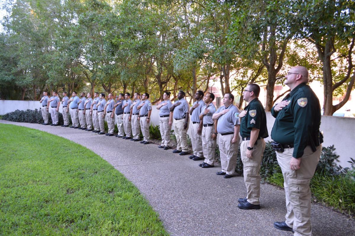 Galveston College Law Enforcement Academy