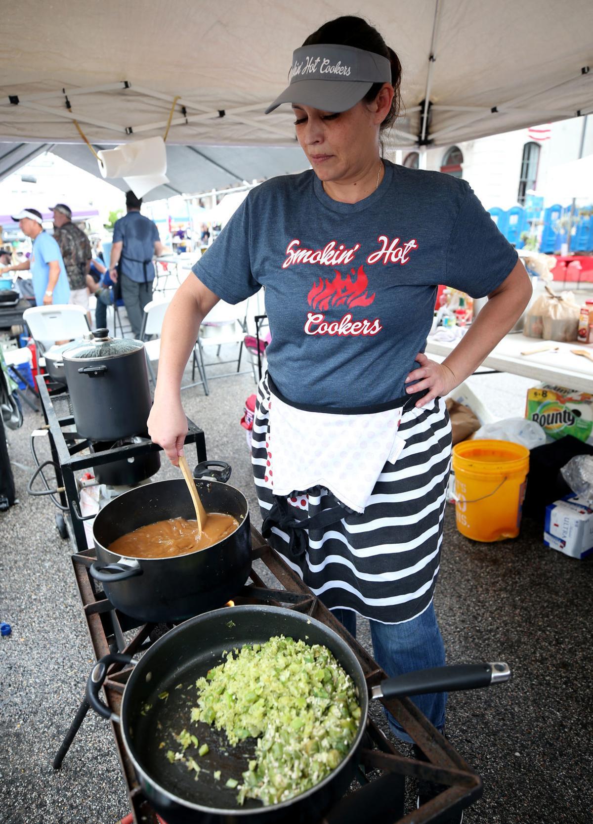 Shrimp Fest tries again
