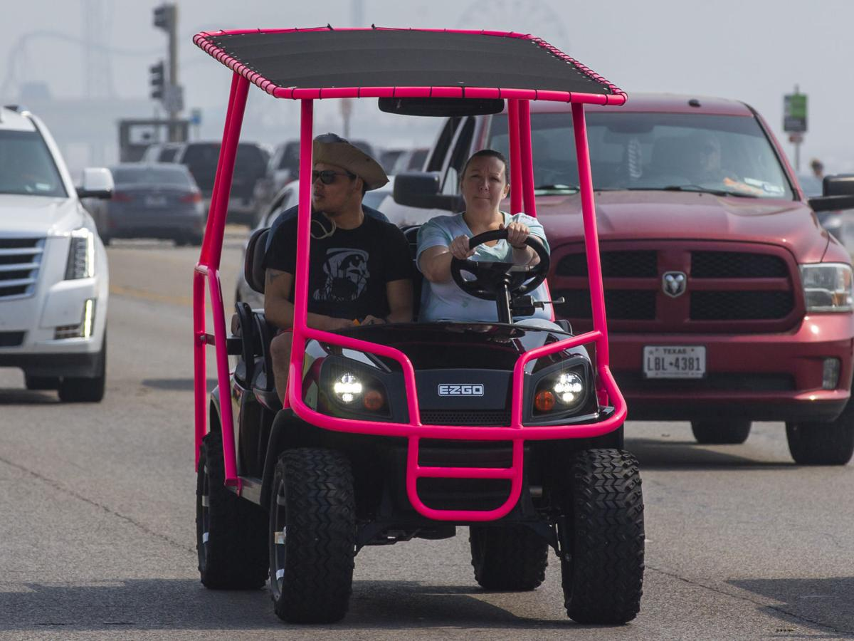 Hell on wheels? Galveston council to consider wrangling growing herd of e-vehicles
