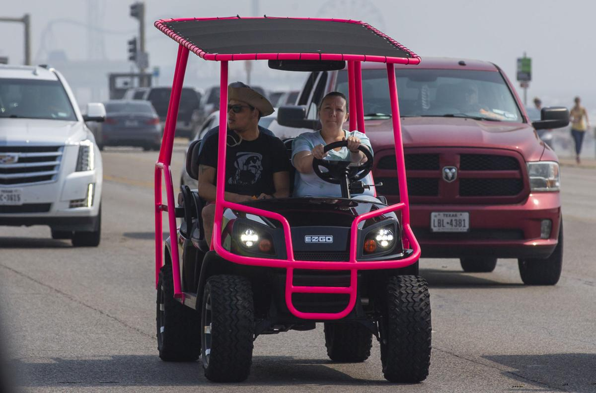 Seawall Golf Carts