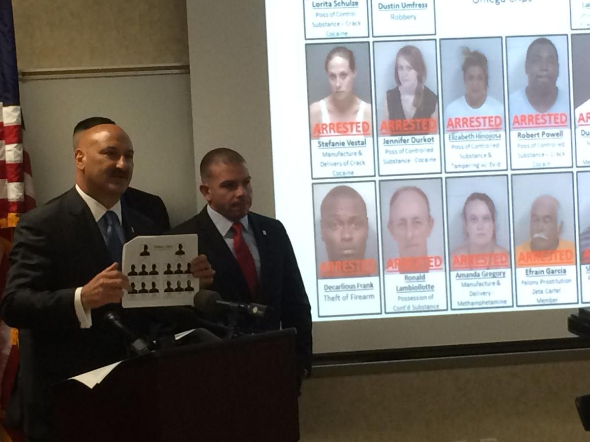 Police: Armed Galveston street gang had members young as 11