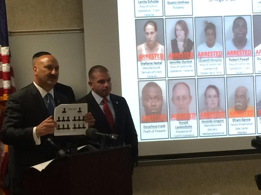 Police armed galveston street gang had members young as 11 free news the daily news