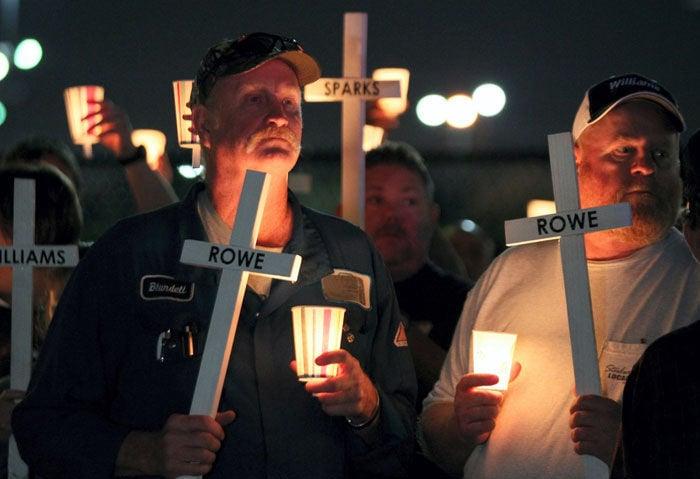 BP USW Vigil