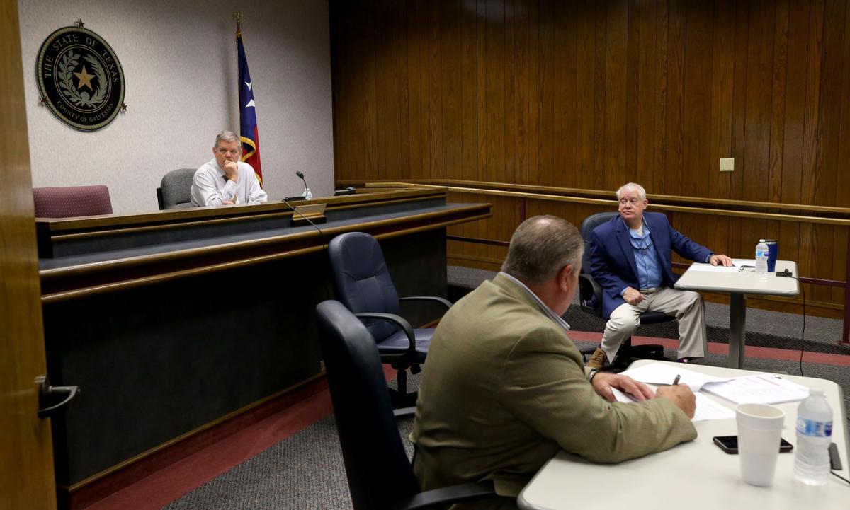 Commissioner's Court meets