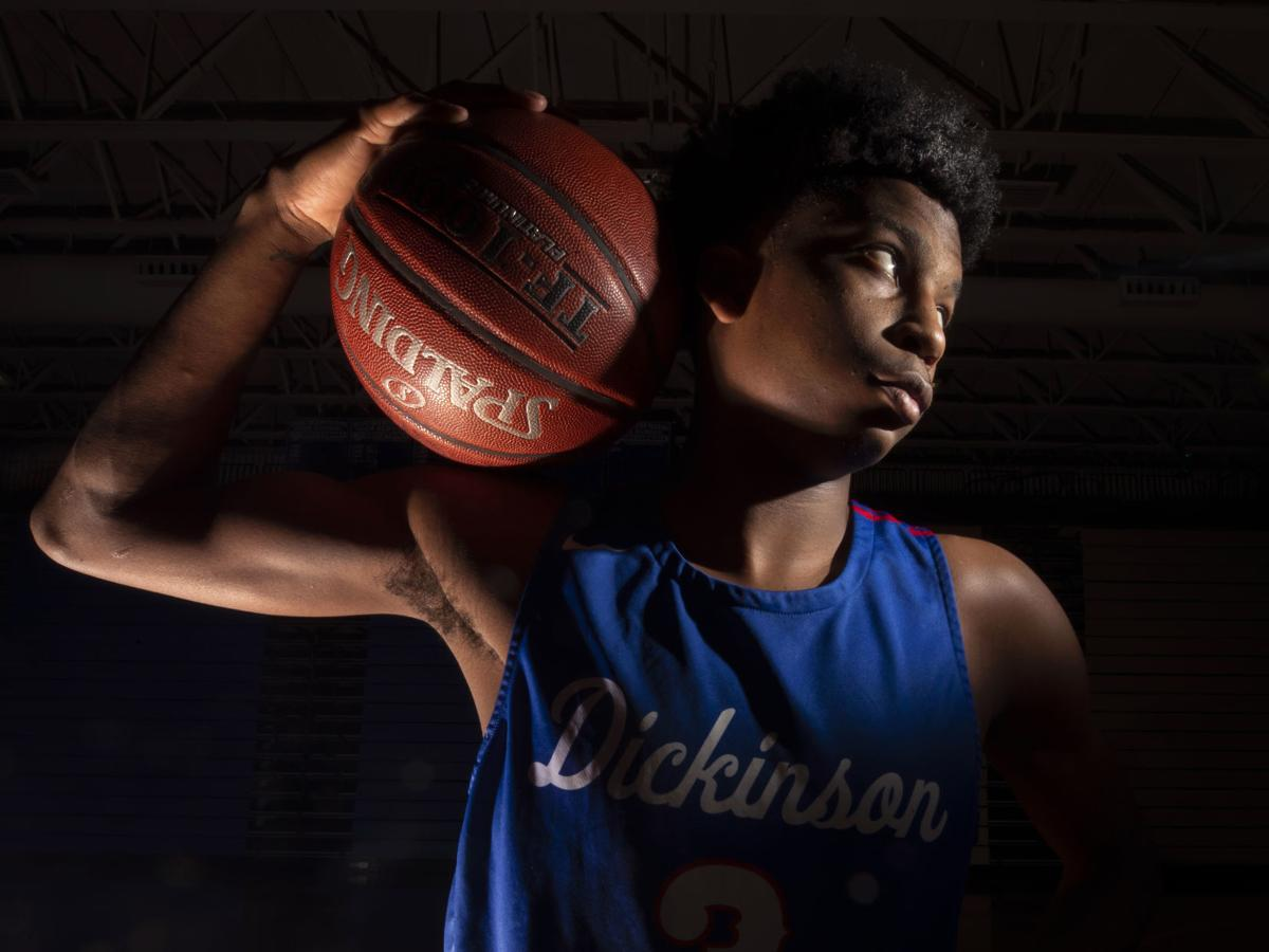 Three-time county player of the year embraces leadership role
