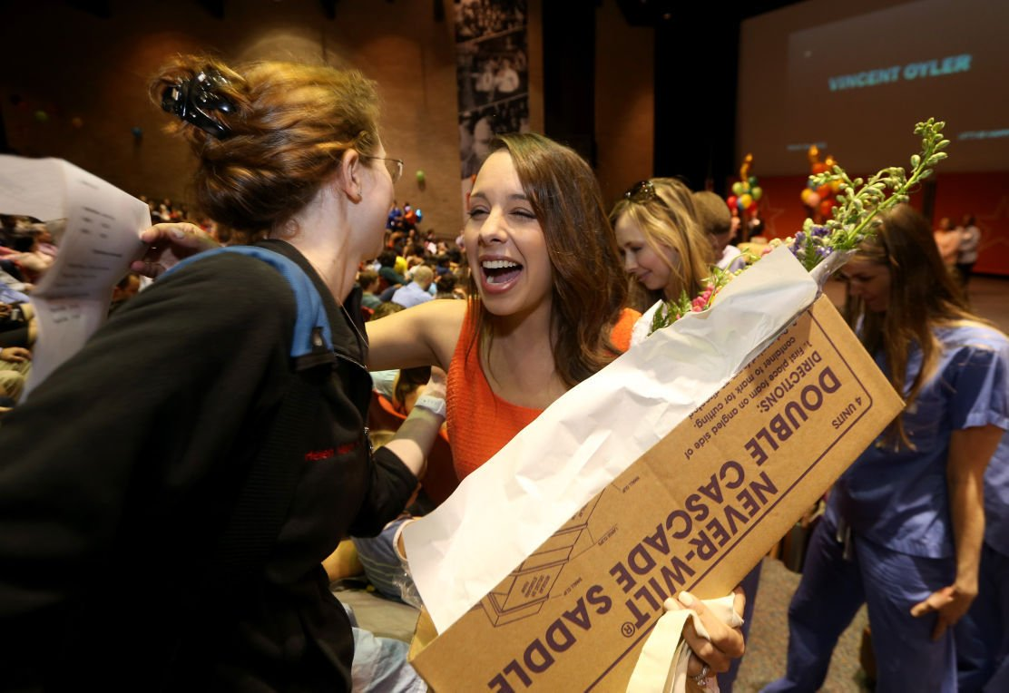 218 UTMB students meet their matches | Local News | The