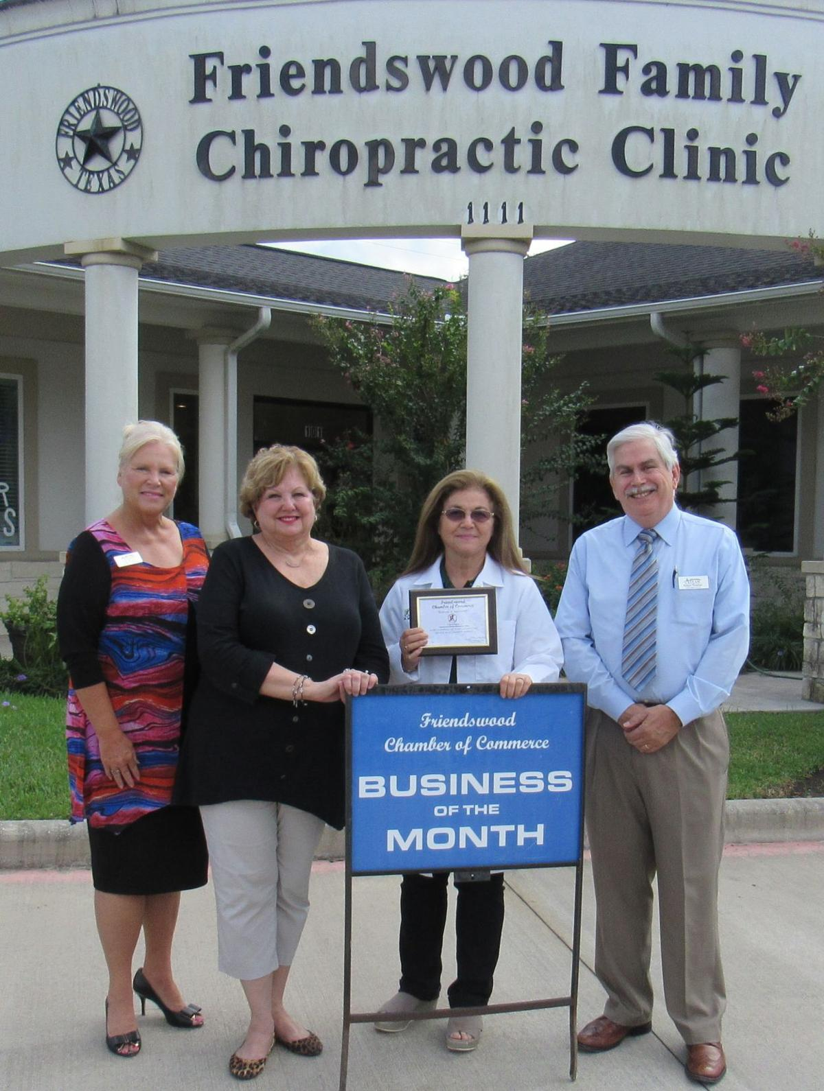 October Business of the Month