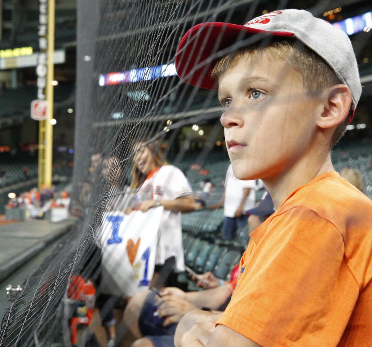 Houston Astros vs. Detroit Tigers