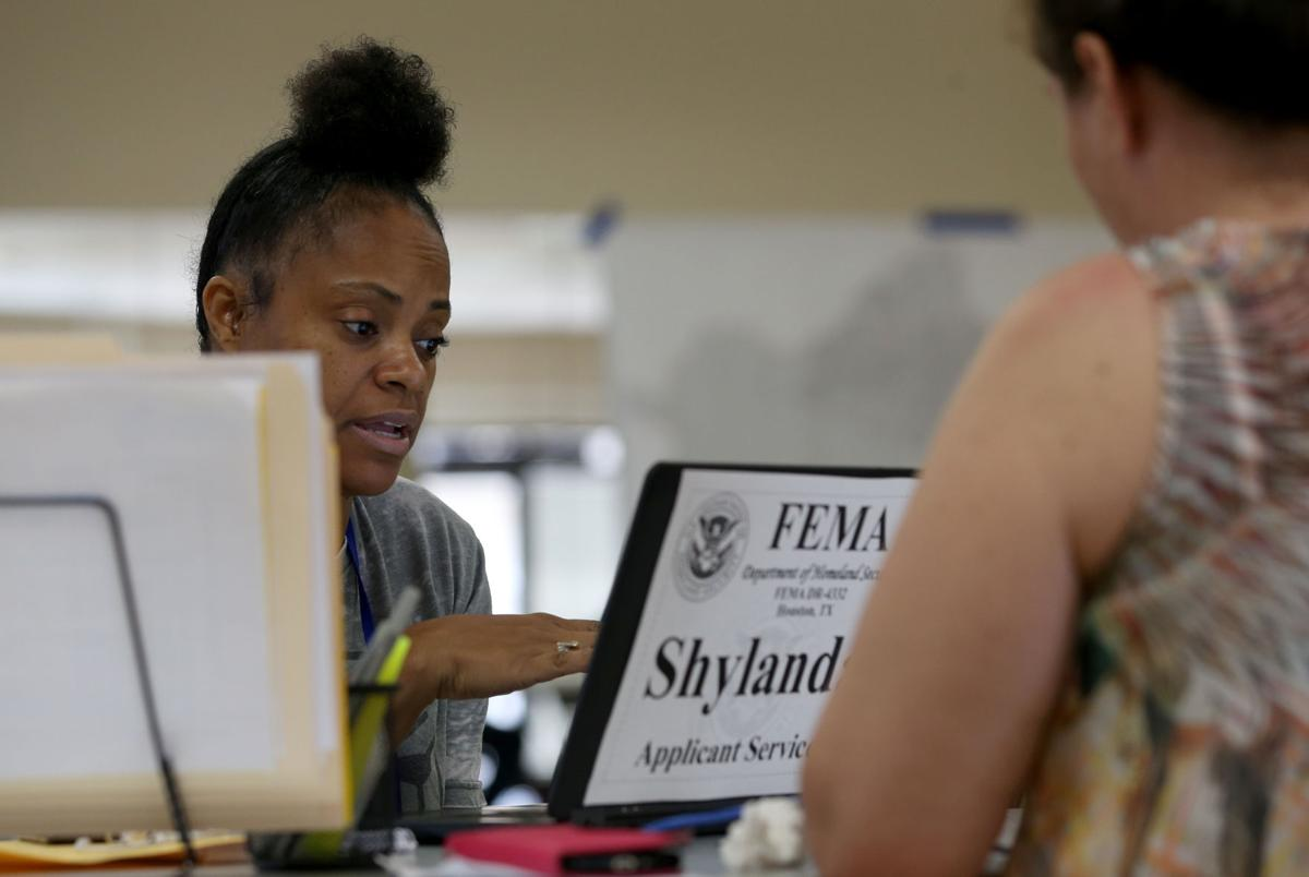 Disaster Recovery Center opens in League City