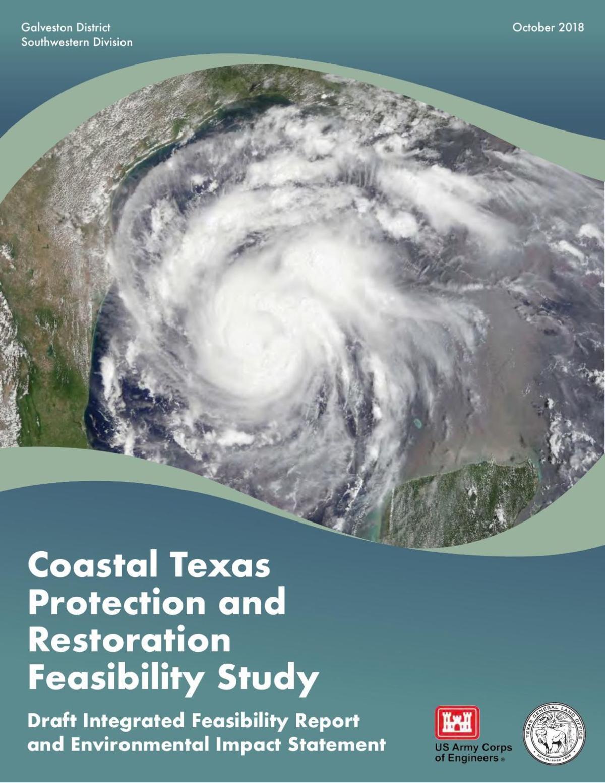 Coastal Texas Protection and Restoration Feasibility Study