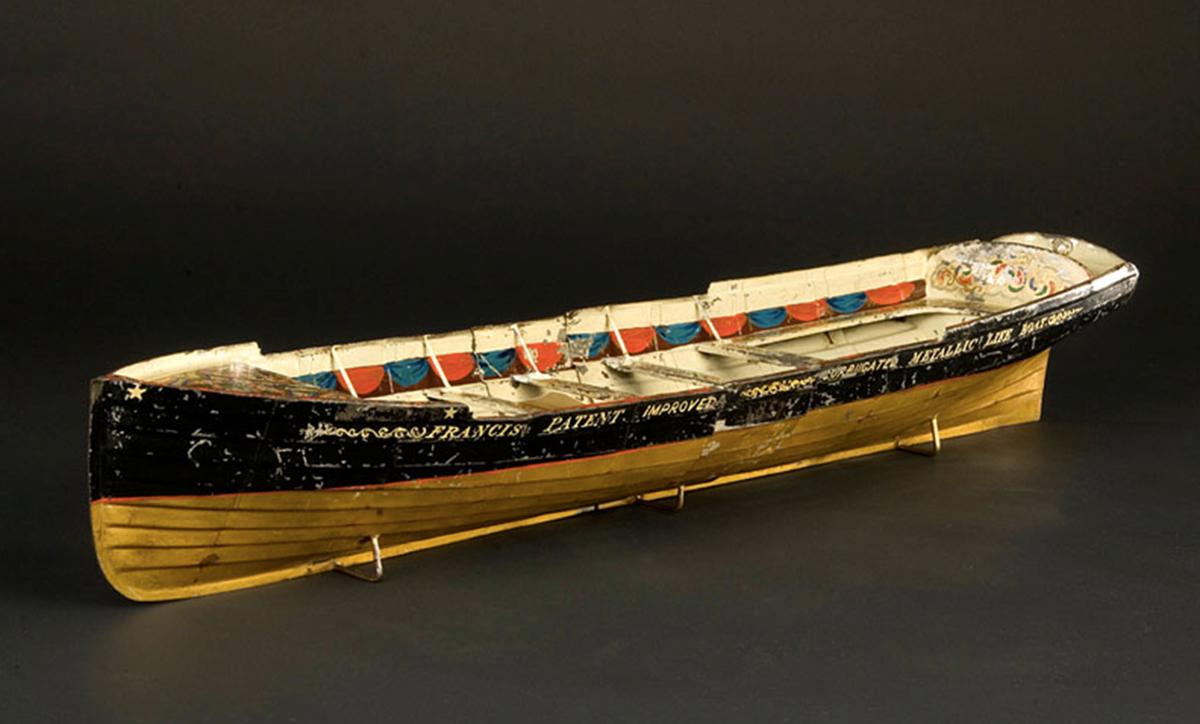 Francis Life Boat