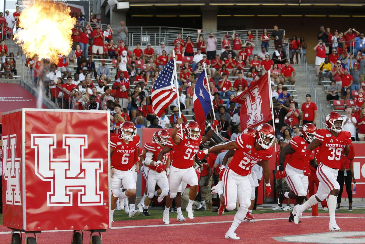 Houston Cougars vs. Prairie View A&M Panthers