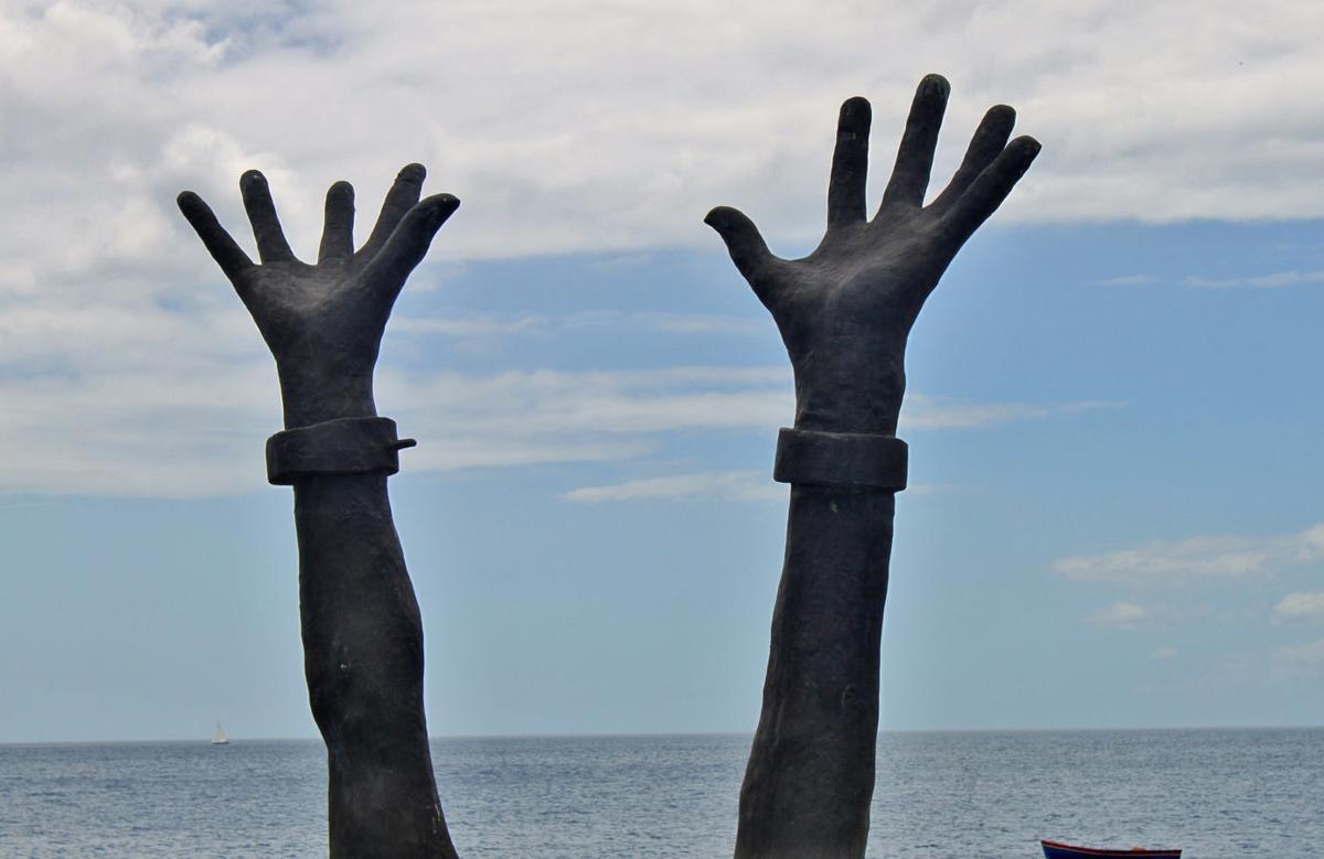 Be The Light human trafficking