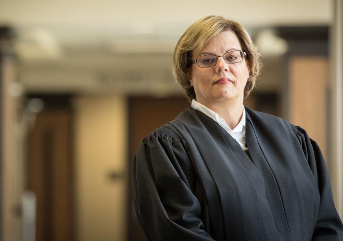 Judge Susan Criss
