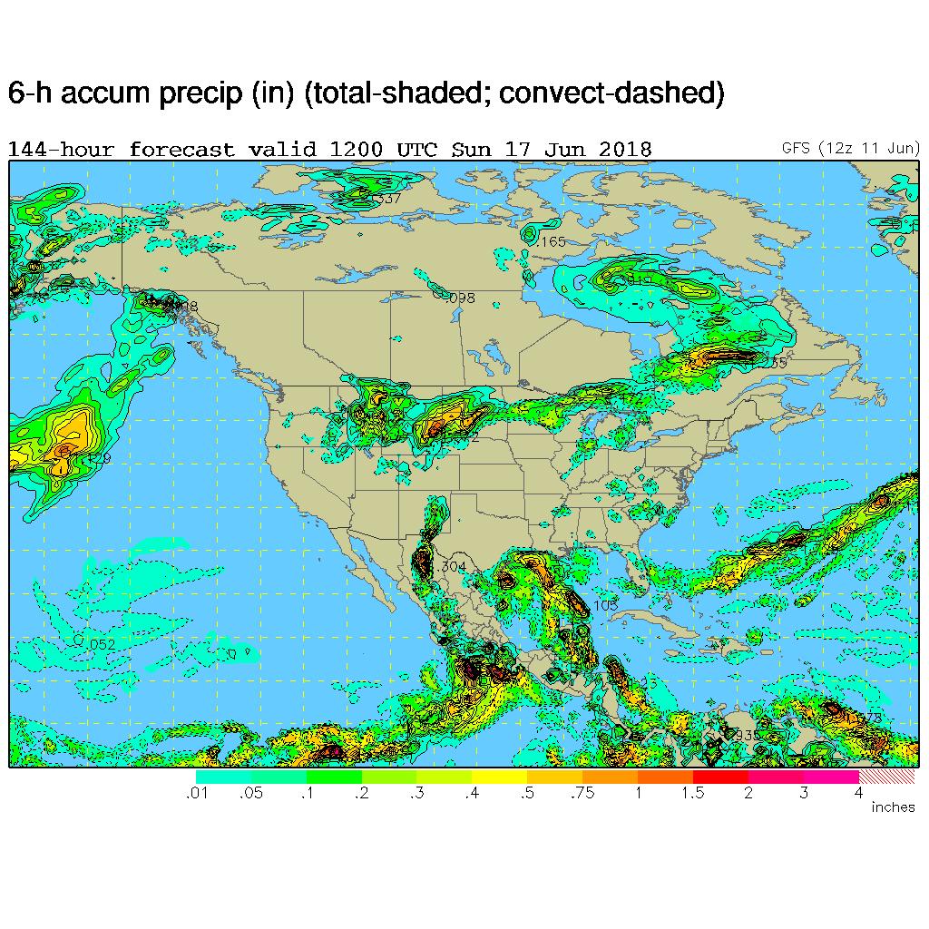 144-hour forecast