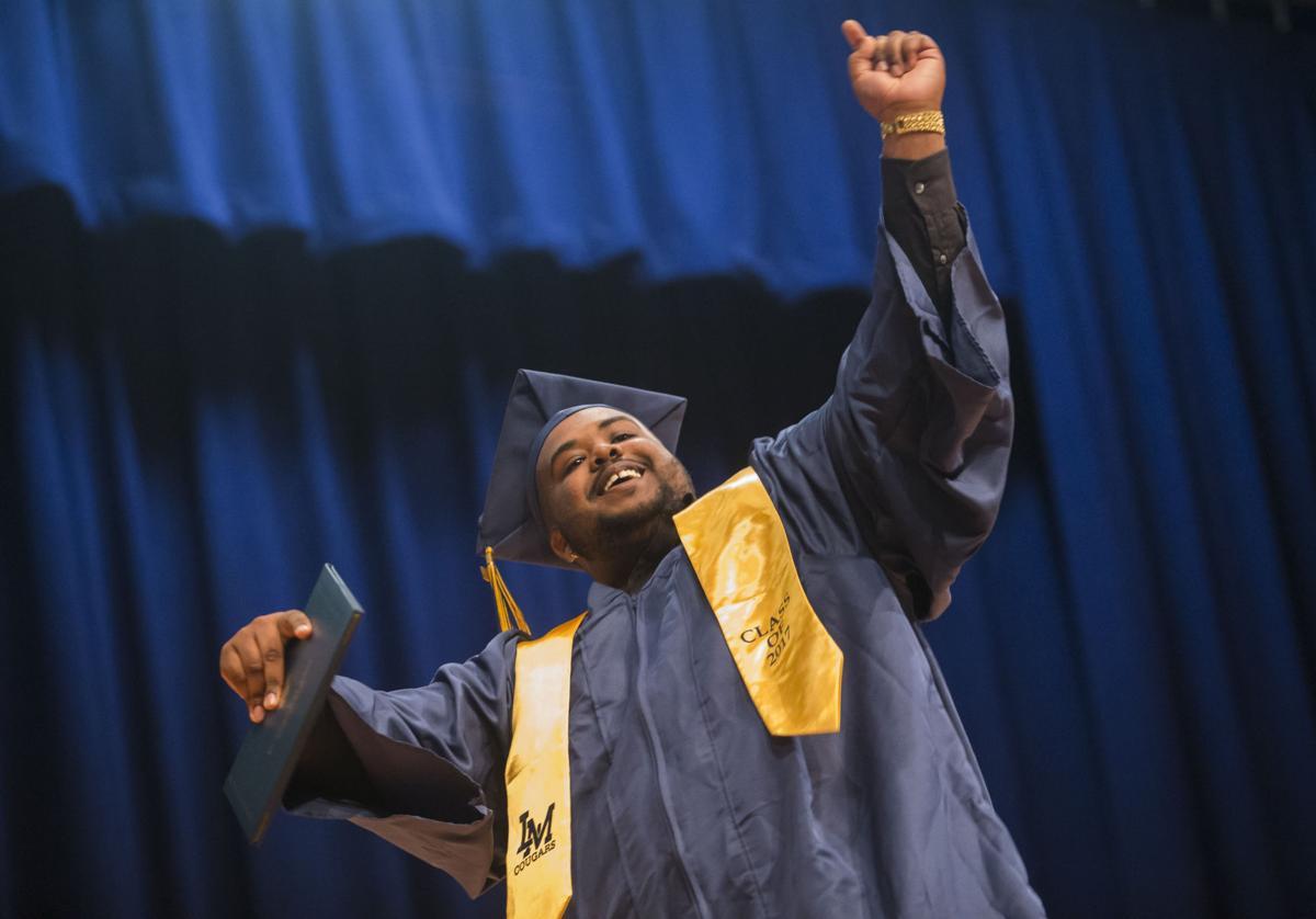 2017 La Marque High School Graduation