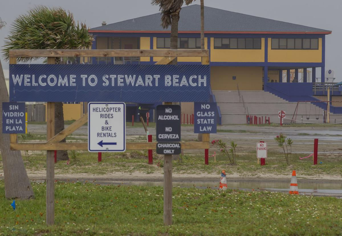 Stewart Beach Plans