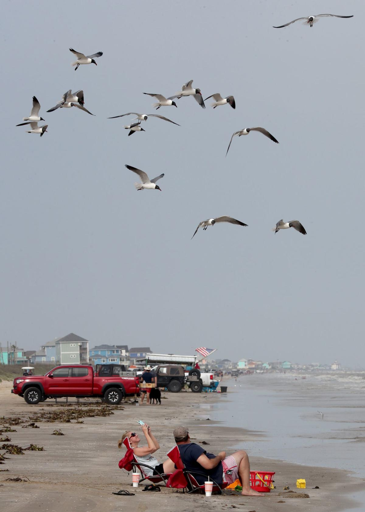 Bolivar Peninsula beaches to close Friday